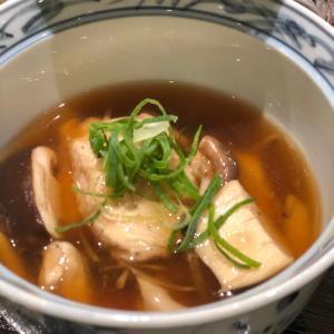 金沢の郷土料理、治部煮を教室で作りました。