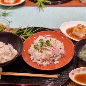 【レシピ】鯵の混ぜ寿司で梅雨冷え対策