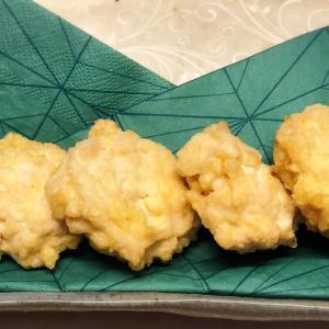 【わんこご飯】チキンナゲット・・レシピあり