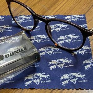 見た目お洒落なロイド眼鏡タイプの老眼鏡ですが。