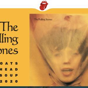 ローリング・ストーンズ『山羊の頭のスープ』豪華ボックスをリリース。