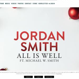 アメリカから取り寄せたジョーダン・スミスのCD『Something Beautiful』。