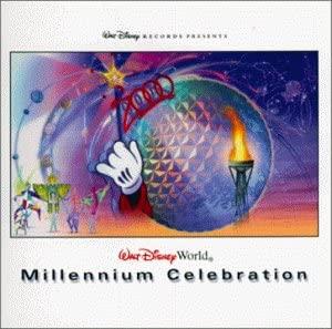 ディズニー超レアCD『Millennium Celebration Album』。