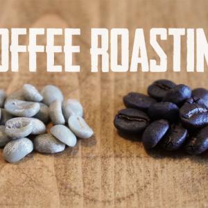 【コーヒー】自分で焙煎してみたい方へ。コーヒー1杯分のコストを検証してみる