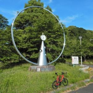 四谷の千枚田&望月街道終点、新城市探訪ライド70km