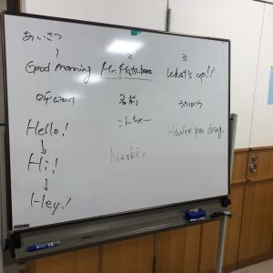 中学準備講座受講生の声