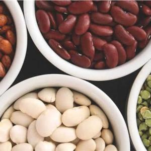 簡単に艶々でふっくら!「茹でお豆」の作り方。