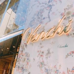 日本初上陸!イタリア発 老舗チョコレート・ジェラート専門店「Venchi(ヴェンキ)」さんが遂にオープン。
