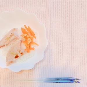 ストレスを和らげる、簡単常備菜。