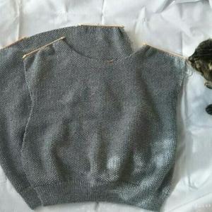 ハイネックセーター 1