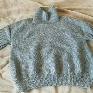 ハイネックセーター 完成♪