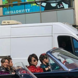 翔ちゃん(嵐さんは)はハリウッドにいた(*´∇`*)