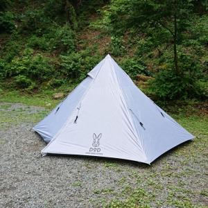 椿荘オートキャンプ場で雨リベンジ