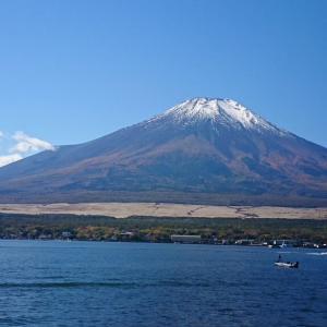 N-BOXと富士山とパンケーキ