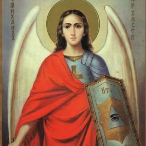 42.大天使聖ミカエルに対する祈り
