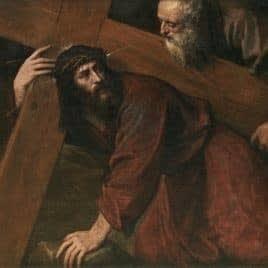 イエズスの御肩の御傷への聖ベルナルドの信心の祈り