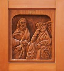 十字架の道行きの祈り(御絵付)ベネディクト16世