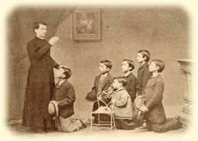1.聖ヨハネ・ボスコ(ドン・ボスコ)の煉獄の霊魂のための祈り