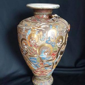 ギラギラ系の壺