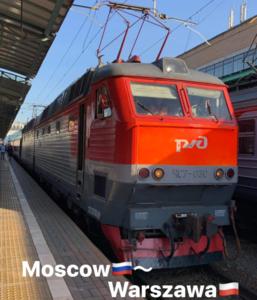 休暇を利用してシベリア鉄道(9)
