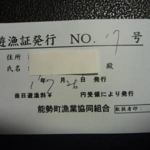 令和元年 17回目の鮎釣り 大阪 能勢川釣行記録
