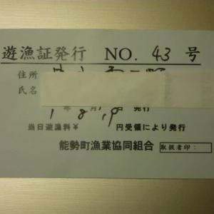 令和元年 21回目の鮎釣り 大阪 能勢川釣行記録