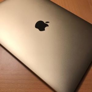 愛すべき相棒、MacBook