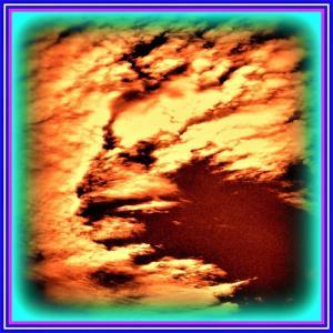 👼🐉神々しい『彩雲』に【🌈龍神様✨】出現❢❢