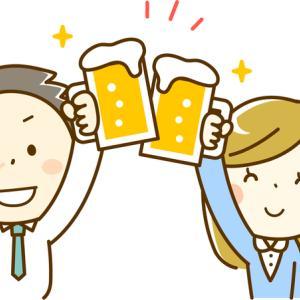 コロナ感染ニュースが流れるさなか、新入社員をだしに宴会を開こうとする飲兵衛たち