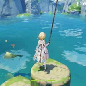 【原神】miHoYo先生…「釣り」がつらいです