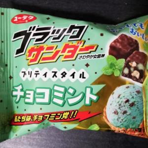 チョコミント系商品をひたすらレビュー(チョコ編)