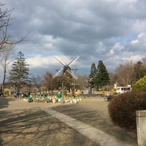 あの公園に行って来ました。
