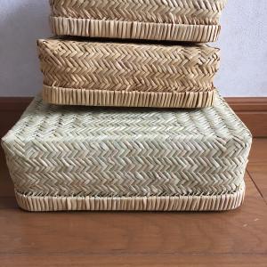 すず竹のお弁当箱