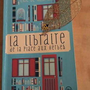 本好き仏語学習者におすすめの本
