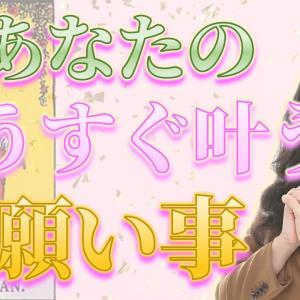 占い館セレーネYouTubeチャンネルでムクル先生の願いが叶うタロット占い動画が公開!