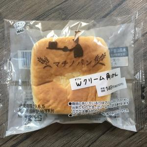 Wクリーム角パン (ローソンさんマチノパンシリーズ)