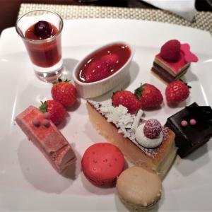 カスケイドカフェ『ANAインターコンチネンタルホテル東京』