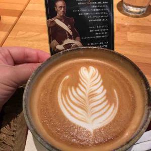『サザコーヒー』カフェ
