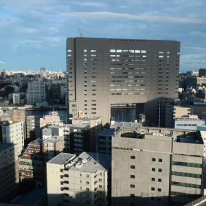 ロイヤルパークホテル『スイートルーム』宿泊紀①