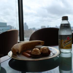 ロイヤルパークホテル『スイートルーム』宿泊紀②