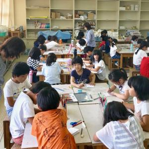 2020年度開催決定 ミニ絵本作りワークショップ 豊中市立熊野田小学校・豊中市市民活動情報サロン