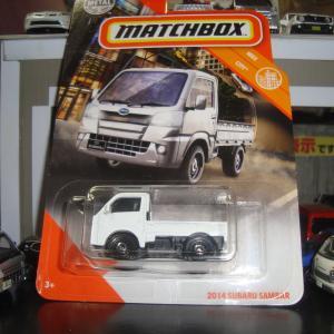 MATCHBOX 2014 SUBARU SAMBAR