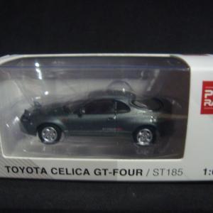 1/64  POP RACE トヨタ セリカ GT-FOUR(ST185)