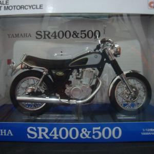 スカイネット 1/12 YAMAHA SR400&500