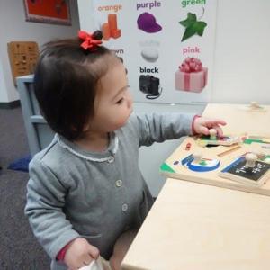 幼児クラス5回目 (5th Toddler Class)