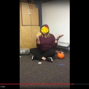幼児クラス・バーチャル版 (The toddler virtual classes)