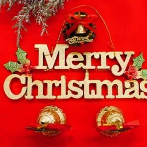 メリークリスマス!(Merry Christmas & Happy holidays!!)