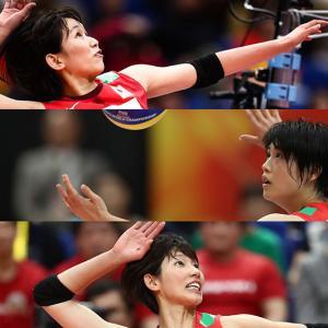 『バレーボール女子』頑張れ日本!