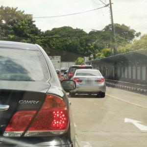 タイ自動車免許証更新