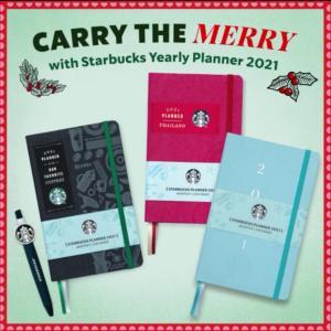 Starbucks Planner2021